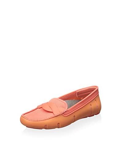 SWIMS Women's Braid Loafer