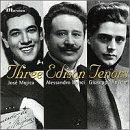 Three Edison Tenors [Import]