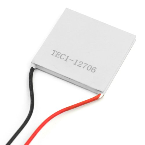 12V 60W Tec1-12706 Thermoelectric Cooler Peltier For Car Drink/ Cpu Cooling New