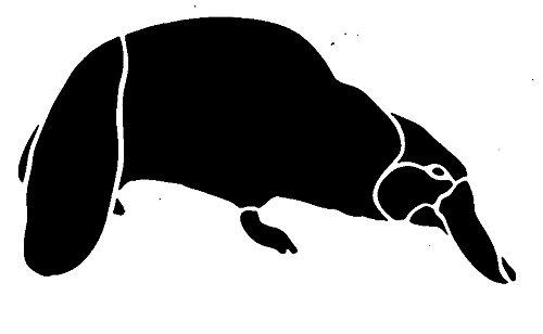 Duck-Billed Platypus - Australia Wax Seal Stamp