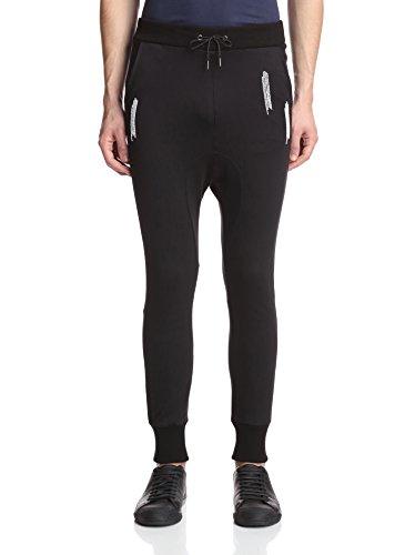Vivienne Westwood Men's Beaded Sweatpants