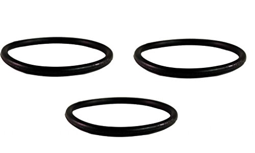 Sanitaire Upright Round Vacuum Cleaner Belt, designed to fit all Sanitaire Uprights where the belt rides in the center of the brushroll, 3 belts in pack (Vacuum Bag Sanitaire compare prices)