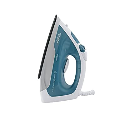 Maharaja Whiteline Aquao 1300-Watt Steam iron (Blue)