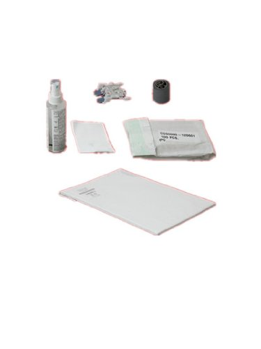 Genuine Fujitsu CG01000-530501 ScanAid Cleaning and Consumable Kit (Fujitsu Scansnap Bag compare prices)