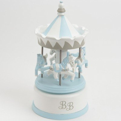 Amadeus - Carrousel musical BB bleu - Bleu