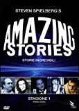 Amazing Stories - Storie Incredibili - Stagione 01 #01 (3 Dvd)