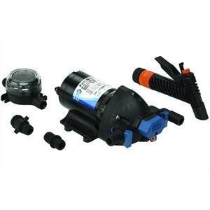 Jabsco Par-Max Washdown Pump Kit - 4.0GPM-60psi-12VDC - Incl