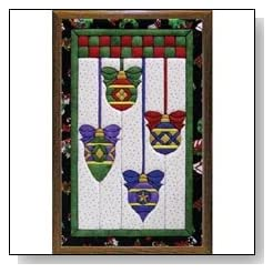 QUILTED CHRISTMAS ORNAMENTS PATTERNS « Free Patterns