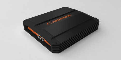 Cadence Flash FXA2400.4 2400 Watt 4-Channel Class A/B Car Audio Amplifier Amp