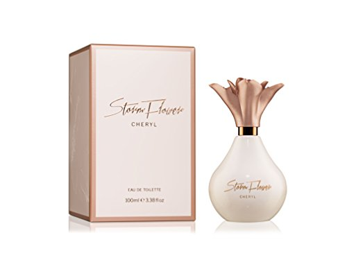 Cheryl Storm Flower, Eau de Toilette spray, 100 ml