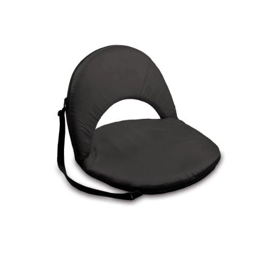 Picnic Time Portable Recreation Recliner Oniva Seat, Black (Picnic Seat compare prices)