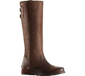 Sorel Women's Major Tall Boot,Tobacco,US 10 M