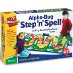 Alpha-Bug Step 'n' Spell (Oversized)