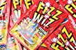 Fizz Wiz Popping Candy Strawberry Flavour 5g (Pack of 50)