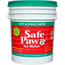 Review Of Safe Paw Ice Melter 35 Lbs/Pail