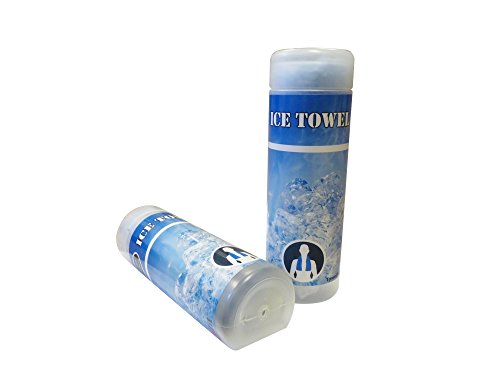 Ice-Towel-Cooling-Towel-Blue-Stay-20-Degrees-Cooler-Suitable-for-All-Sports-Fever-Temperature-Control-Kids-Adults