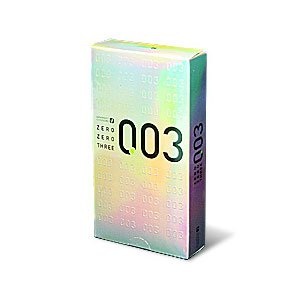 Okamoto Zero Zero Three 0.03 Condom (Japan Edition)