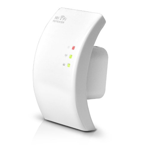 Anker Generic Wireless-N Wi-Fi Repeater Access Point Range Extender 300Mbps
