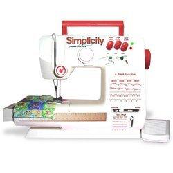 Simplicity Plus Super Lockstitch Sewing Machine