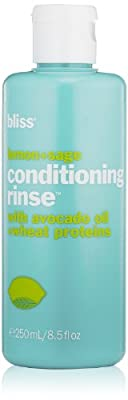 bliss Lemon + Sage Conditioning Rinse, 8.5 fl. oz.