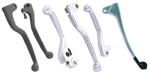 POWERTYE, WPS LEVERS, PARTS LEVER, BRAKE BLK HON/KAW 30-27071 CLU