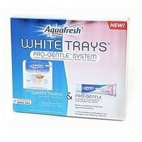 Aquafresh White Trays Pro Gentle System 1 system
