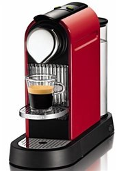 Nespresso C111-US-RE-NE1 Citiz Espresso Maker, Red