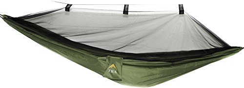 ECLYPSE II Backpacking Hammock - Ultralight and Compact with Superior Ripstop Nylon Strength - Includes Quality Bug Netting