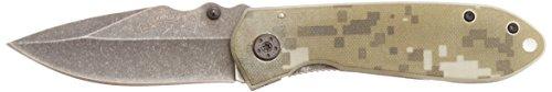United Cutlery Special Operations Association Folder Combat Knife, Digital Camo