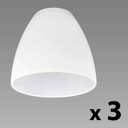 set-of-3-beautiful-white-frosted-glass-replacement-light-shades