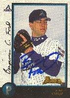 Ben Ford Arizona Diamondbacks 1998 Bowman Autographed Hand Signed Trading Card -... by Hall+of+Fame+Memorabilia