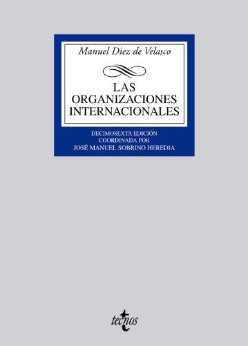 LAS ORGANIZACIONES INTERNACIONALES descarga pdf epub mobi fb2