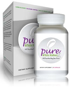 Pure White Kidney Bean Extract (1 Bottle Of 60 Capsules)