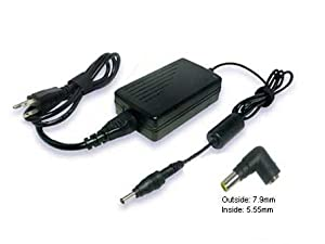 PowerSmart Replacement Laptop AC Adapter for IBM / LENOVO 40Y7699, 92P1158