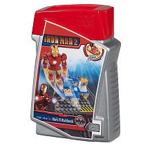 Mega Bloks Iron Man 2 Mark IV Workbench Set