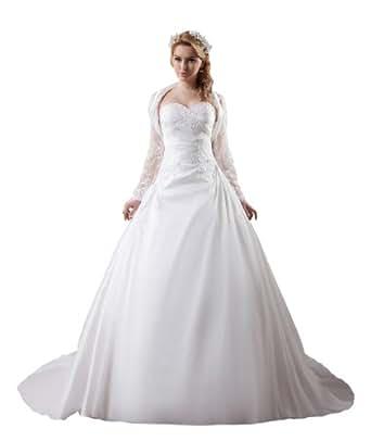 Herafa Wedding Dress Elegant NOw35744 Amazon Fashion
