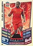 Match Attax Extra 2012/2013 M6 Glen Johnson Liverpool 12/13 Man Of The Match