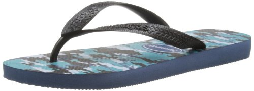 Havaianas Mens Top Camuflada Thong Sandals 4130300.0089.412 Multicolour 8 UK, 44 EU