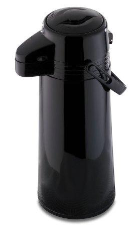 Copco Lancet 2 Quart Capacity Pump Pot, Black (Hot Drink Carafe compare prices)