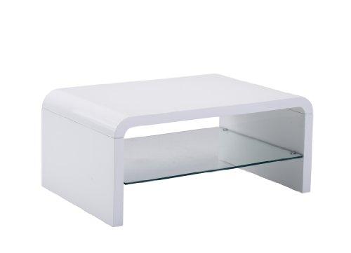 preisvergleich eu couchtisch 60 x 60 cm hochglanz wei. Black Bedroom Furniture Sets. Home Design Ideas