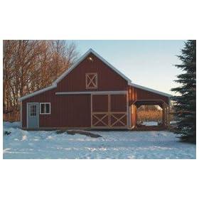 Crav free diy horse barn plans free for Horse barn designs free