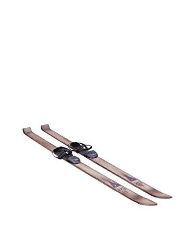 Jeffan Set of 2 Ski Boards, Grey