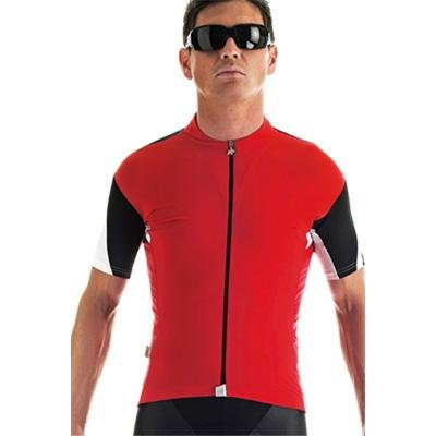 Buy Low Price Assos 2013 Men's SS.13 Short Sleeve Cycling Jersey – Red – 11.20.202.40 (B002F9AR0W)