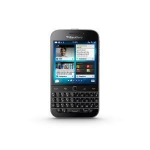 Blackberry Classic Smartphone débloqué 4G (Ecran : 3,5 pouces 16 Go Simple SIM Blackberry) Noir