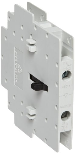 Siemens 3Ra19 24-2B Mechanical Interlock, For Reversing Contactors, Laterally Fitable With 1 Auxiliary Contact, S0, S2, And S3 Size