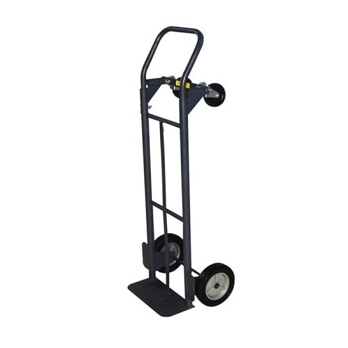 Milwaukee Convertible Hand Truck with 8 in. Puncture Proof Tires