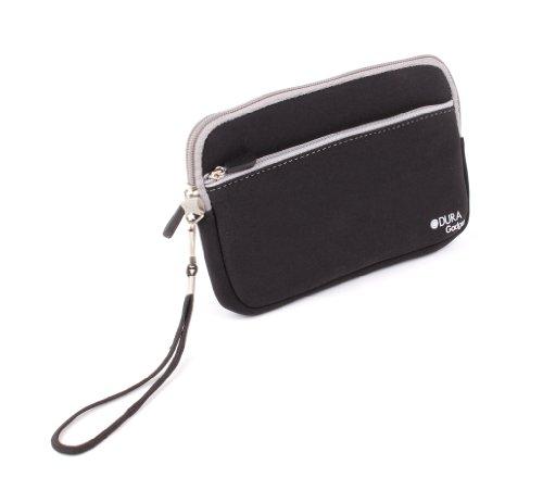Medium Holder In Fashionable Black For Fujifilm FinePix F50fd Compact Cameras