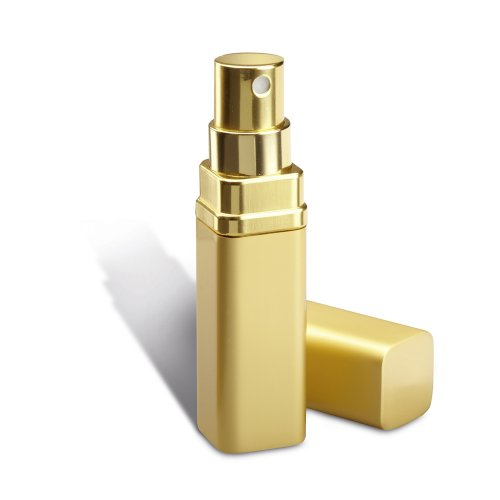 Compact Gold Perfume Atomiser