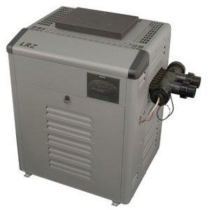 Zodiac Legacy Lrz325Ep Electronic Digital Control 325K Btu Propane Gas Polymer Header Pool And Spa Heater