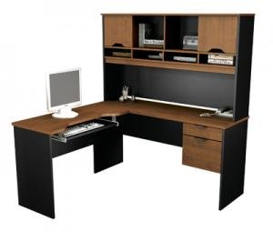Buy Low Price Comfortable Bestar Elite Corner Computer